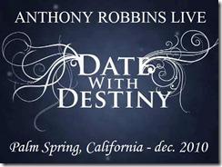 stage de développement personnel avec Anthony Robbins