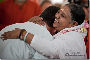 Amma et son amour inconditionnel