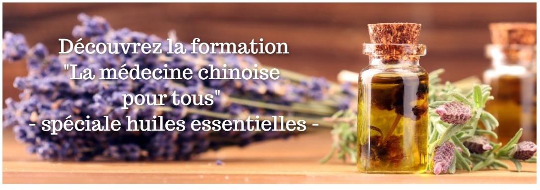 Apprenez à utiliser les huiles essentielles selon les principes de la médecine chinoise