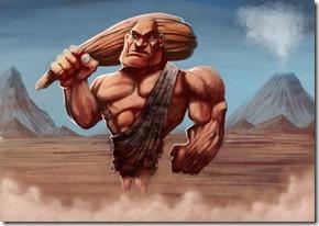 votre ancêtre : un homme préhistorique fort