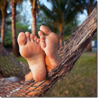 Auto-massage des Pieds pour être Relax
