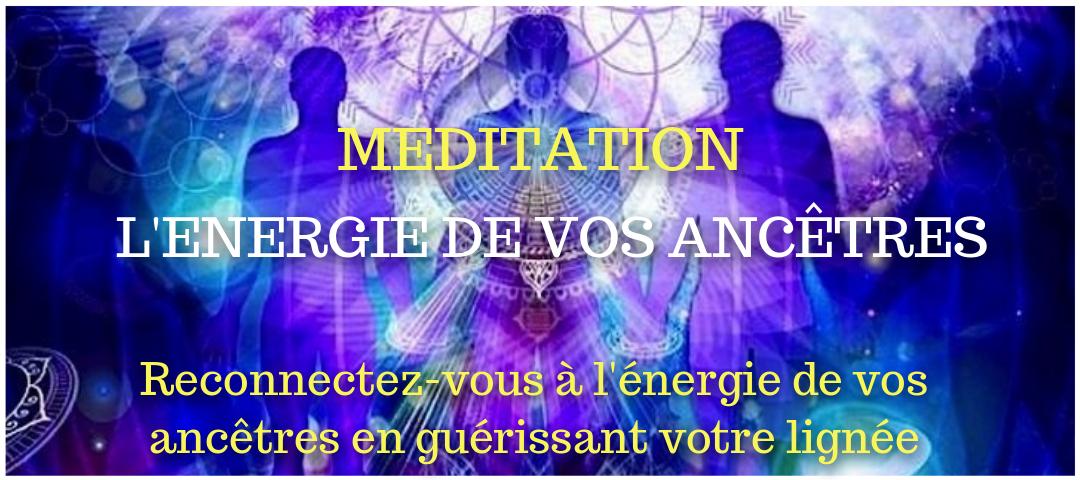 téléchargez la méditation des Ancêtres