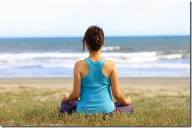 Méditer en dehors de chez soi