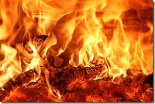 énergie du feu, méditation du soleil