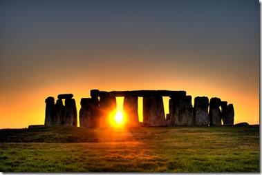 Le solstice d'été
