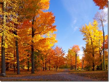 L'équinoxe d'automne