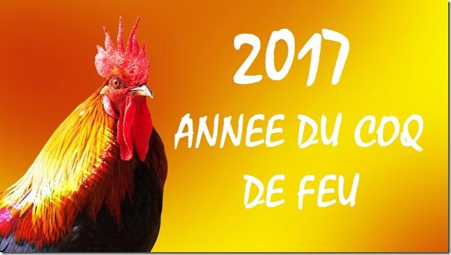 2017 l'année du coq
