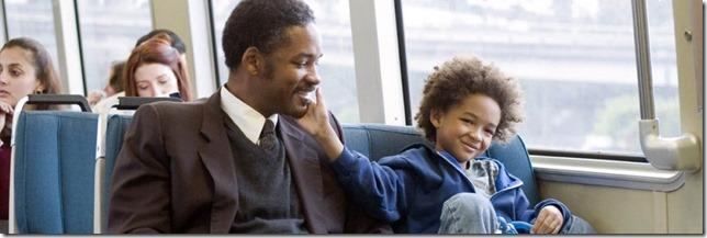 film A la recherche du bonheur: courage, détermination et éducation
