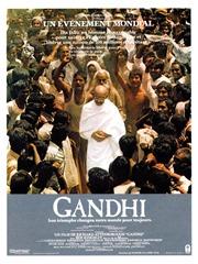 Affiche film Gandhi développement personnel