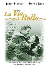affiche du film la vie est belle, Capra