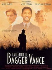 affiche DVD La legende de Bagger Vance développement personnel