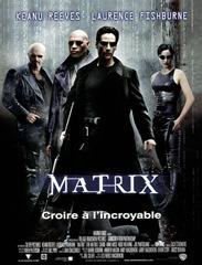 Matrix l'affiche du film développement personnel