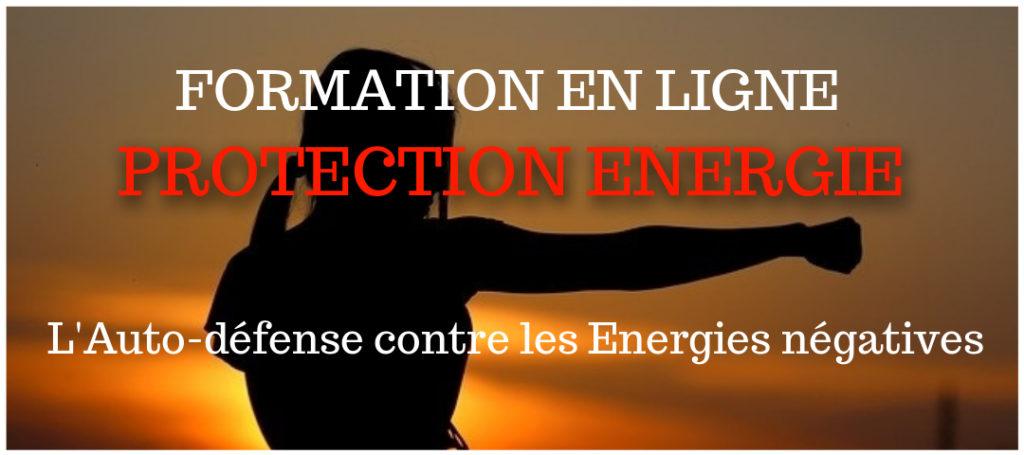 formation en ligne pour se protéger des énergies négatives