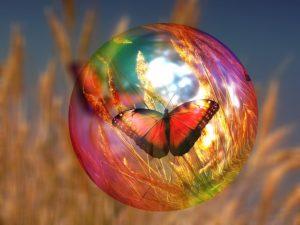 votre bulle de lumière protectrice