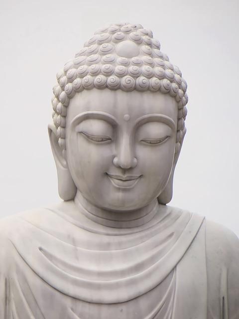 le sourire intérieur du bouddha
