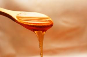 miel onctueux et propolis