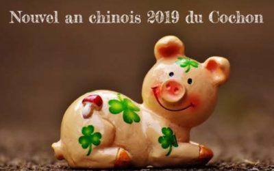 2019 L'Année du Cochon