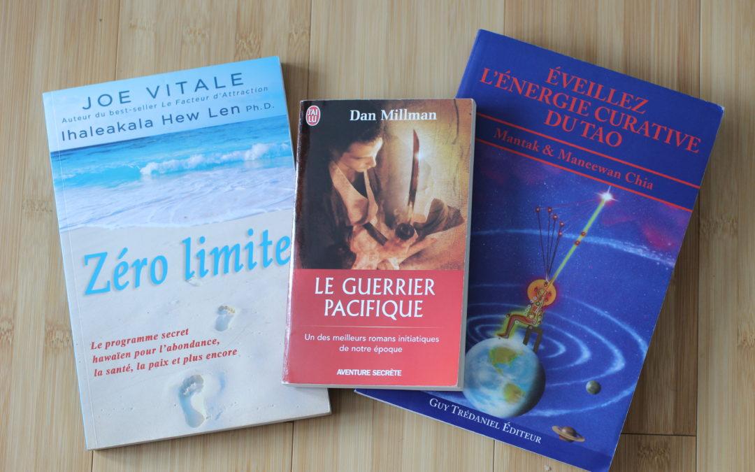 3 livres pour éveiller votre conscience et changer de vie