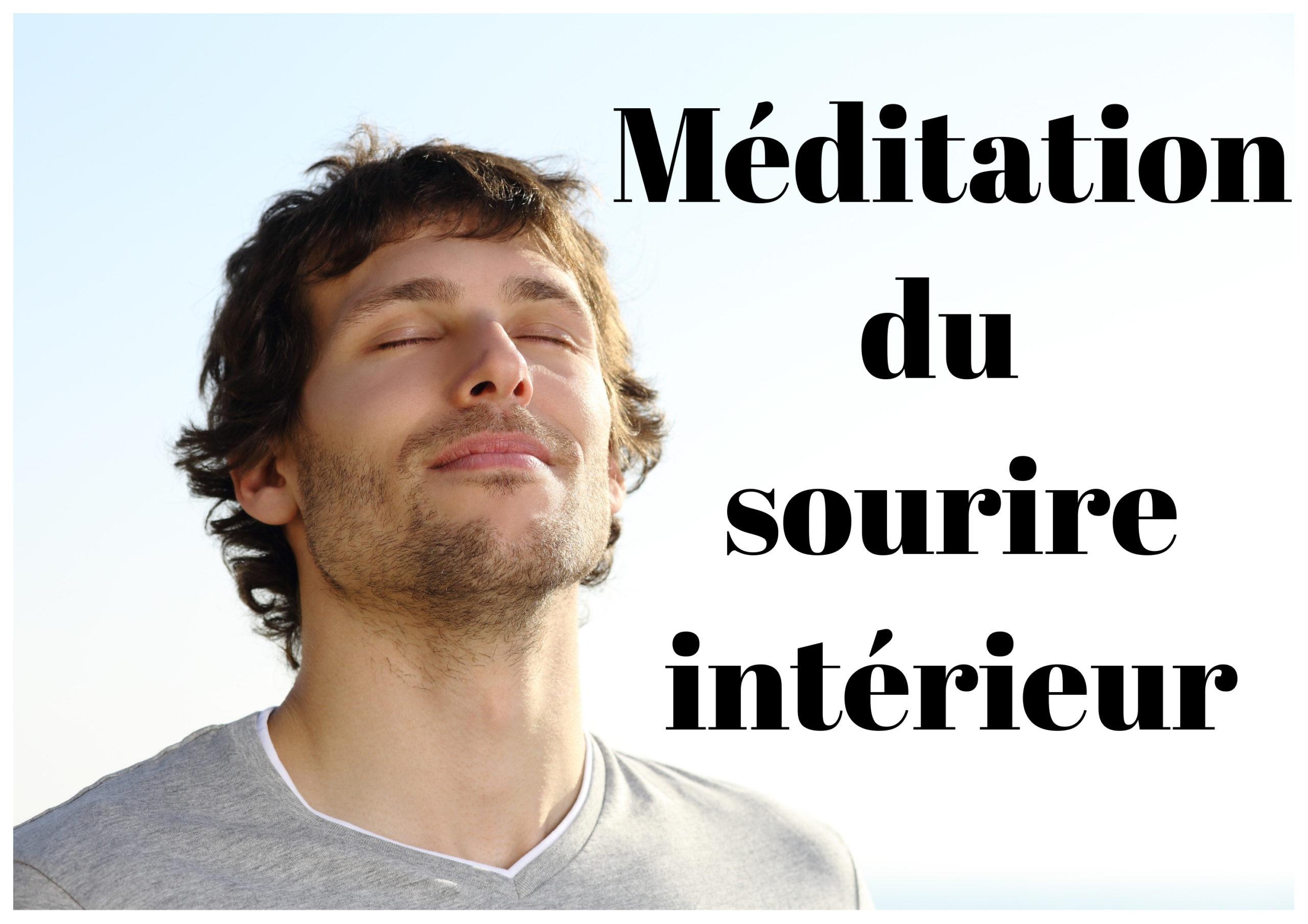 méditation « Le sourire intérieur »