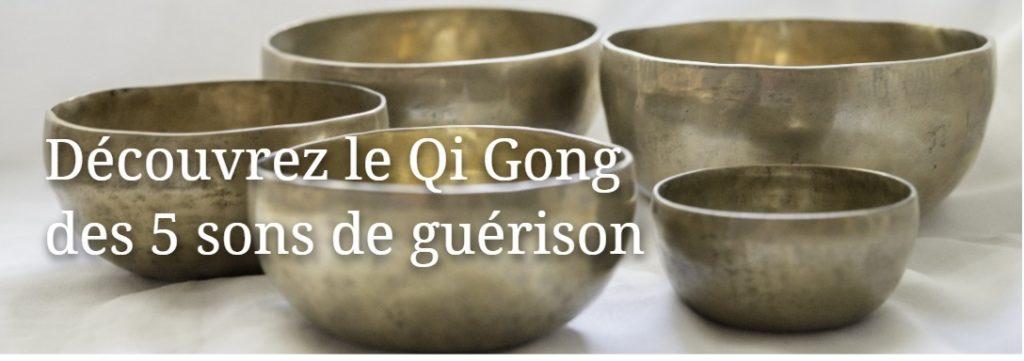 Le Qi Gong des 5 sons de guérison à télécharger