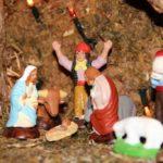 le ravi et les santons de la crèche provençale