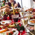 un repas de noel sain et léger grâce à la diététique chinoise