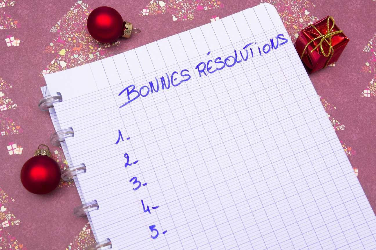 prenez une vraie résolution pour cette nouvelle année