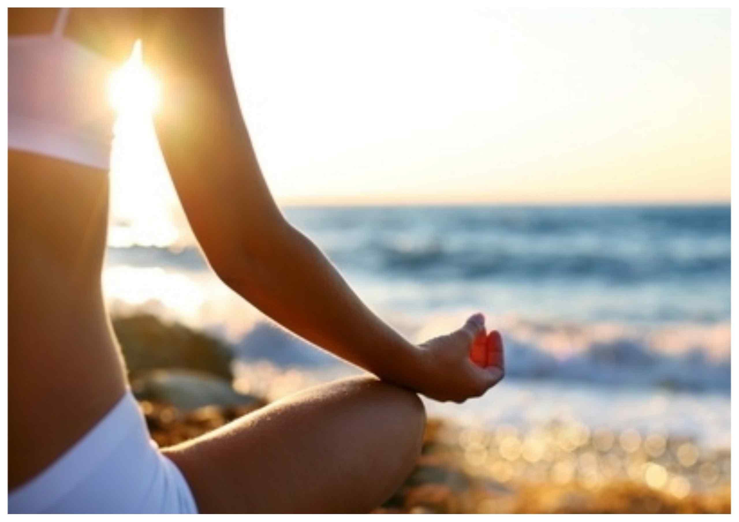 Méditation guidée l'énergie du soleil