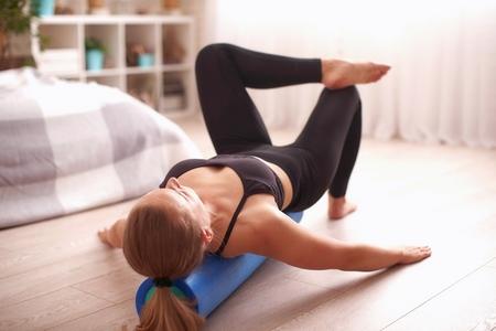 Automassages pour lutter contre les douleurs prémenstruelles