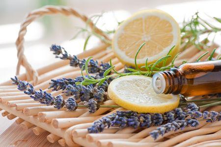 L'huile essentielle de lavande vraie (Lavandula angustifolia)