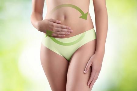 faciliter votre digestion, faites-vous un auto-massage du ventre
