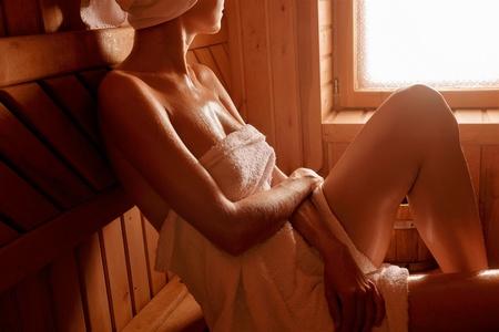 le sauna pour booster l'énergie de votre Rate et du système digestif