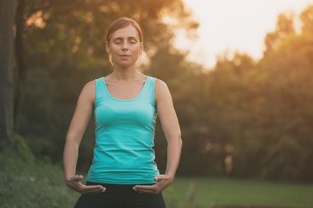 qi gong et exercices de renforcement musculaire