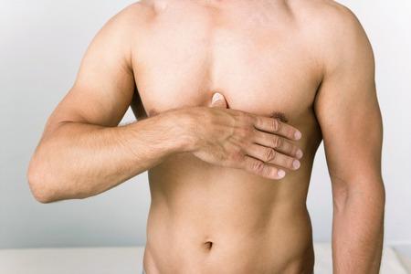 massage du sternum pour libérer les blocages