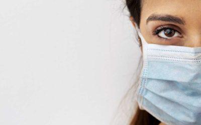 Prenez soin de la peau de votre visage malgré le masque
