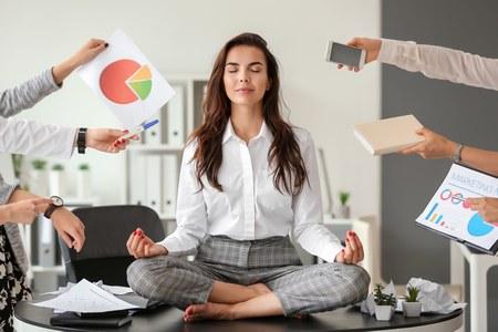 rester zen face au stress de la rentrée