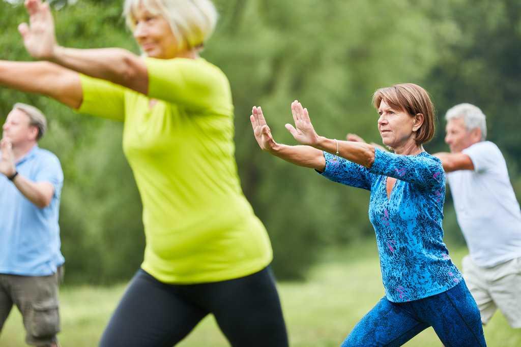 les bienfaits du qi gong, augmentez votre énergie vitale